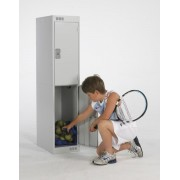 3/4 Height Children's Locker with 2 Doors