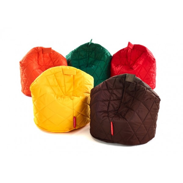Astonishing Small Quilted Outdoor Beanbags Set Of 6 Forskolin Free Trial Chair Design Images Forskolin Free Trialorg