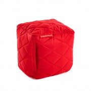 Small Quilted Outdoor Cube - Set of 6