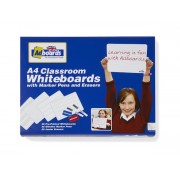 A4 Classroom Pack Mixed Box of 10 Plain, 5 3 Lines, 5 Handwriting, 5 20mm Grid & 5 Music