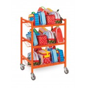 Small Lunchbox Trolley