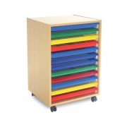 12 Art Tray Storage Unit