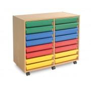 16 Tray A3 Paper Storage