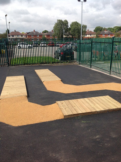Playground Furniture and Playground Refurbishment