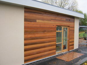 extensions by transform design