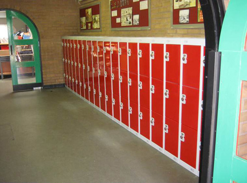 lockers for cloakroom